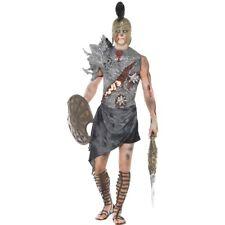 Gladiator Costume da Zombie Romano Halloween