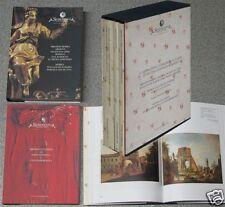 3 volumi catalogo SEMENZATO Venezia 2001 mobili ceramiche argenti dipinti