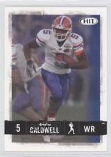 2008 SAGE Hit #88 Andre Caldwell Cincinnati Bengals Florida Gators Football Card