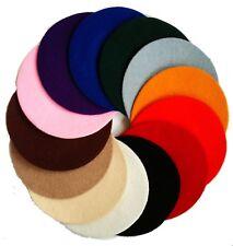 Mütze, Baskenmütze, Alpenmütze, Franzosenmütze, Schafwolle, NEU, Mehrere Farben
