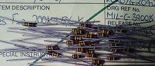RCR07G204JP 200K 5% 1/4W MILITARY SPEC CARBON COMPOSITION RESISTOR