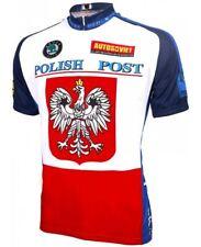 Polish Postal Service Cycling Jersey