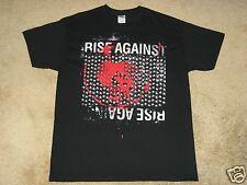 Rise Against Memorial S, M, L, XL Black T-Shirt