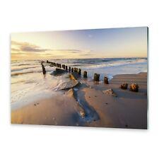 Glasbilder Wandbild Druck auf Glas Strand Meer