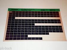 Microfich Ersatzteilkatalog Honda VT 1100 C Shadow Typ SC23 Stand 09/1993