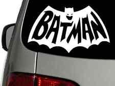 BATMAN LOGO Vinyl Decal Car Sticker Wall Truck CHOOSE SIZE COLOR