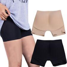Seamless Butt Lifter Hip Enhancer Padded Body Shaper Panty Boyshorts Underwear