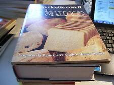 LIBRO CENTO RICETTE CON IL PANE MULINO BIANCO BARILLA 1985