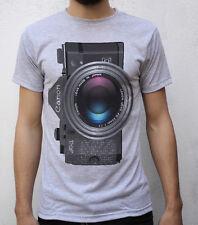 Canon A1 T Shirt Design