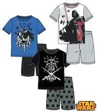 Star Wars The Clone Wars Shorty Pyjama Schlafanzug Größe 116 128 134 140 152