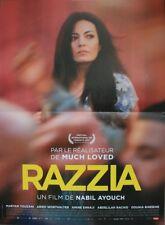 RAZZIA Affiche Cinéma Originale Pliée Movie Poster Nabil Ayouch
