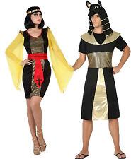 edles Ägypter Kostüm Gr. S-XL Cleopadra Pharao Fasching Karneval Mythen