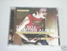 THE NO.1 WOMEN'S ALBUM - 2 DISC CD Album