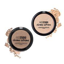 MAYBELLINE Face Studio Chrome Extreme Highlighter Powder 6g - CHOOSE- NEW Sealed