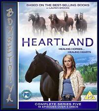 HEARTLAND - COMPLETE SERIES SEASON 5  ***BRAND NEW DVD ***