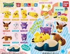 Pokemon Mascot PVC Figure Paper Clip Pikachu Snorlax Eevee Mew Gengar @11371