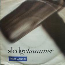 "7"" 80s KULT ! PETER GABRIEL : Sledgehammer"
