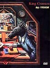 King Crimson - Deja VROOOM (DVD, 1999) - Out of Print Used