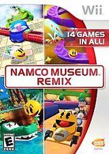 NAMCO MUSEUM REMIX WII! SUPER PAC MAN, DIG DUG, GALAXIAN, MAPPY, XEVIOUS, GAPLUS