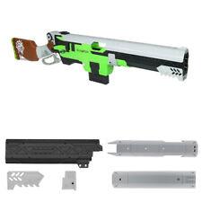 MaLiang 3D Print Hunter MOD1 Barrel Muzzle Kit for Nerf SlingFire Modify Toy