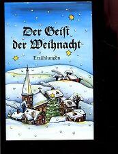 Der Geist der Weihnacht-Erzählungen-