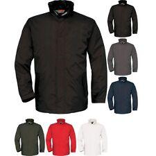 Mens B&C Ocean Shore Microfleece Jacket Top