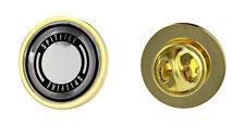 TRIUMPH SPITFIRE LOGO FRIZIONE PIN BADGE scelta di oro / argento