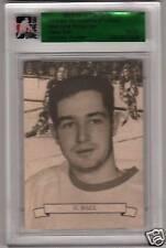 GLENN HALL 05/06 ITG Ultimate Base SP /45 RARE MR. GOALIE Level 2 Hockey Card