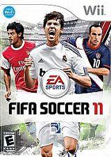 FIFA SOCCER 11 Nintendo Wii Game
