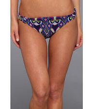 BECCA Bikini Bottoms Virtue Synergy American Adjustable Loops NEW $54