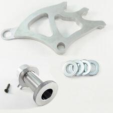 79-04 Ford Mustang Billet Firewall Adjuster & Triple Hook Clutch Quadrant Kit