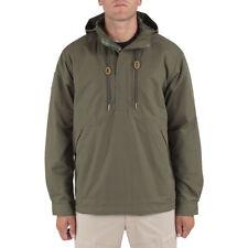 5.11 Taclite Warm Mens Army Anorak Hunting Patrol Ripstop Hooded Jacket Tundra