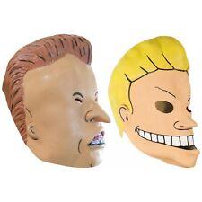 Beavis & Butthead Masks Adult Mens Funny Halloween Costume Accessory Fancy Dress