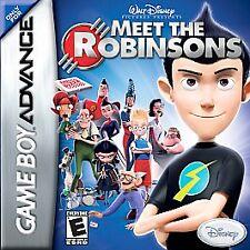 NEW Disney's Meet The Robinsons Nintendo (Game Boy Advance) Wilbur Lewis