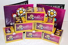 PANINI EM EURO 2012 12 – 6 X BOX Display 600 cartocci packets + 2 X ALBUM GERMANY