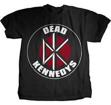 DEAD KENNEDYS - Classic Logo - T SHIRT S-M-L-XL-2XL Brand New - Official T Shirt