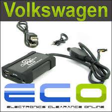 VW USB SD AUX Interface Adaptor Beetle Passat Golf Polo T1 Audio T1-CTAVGUSB003