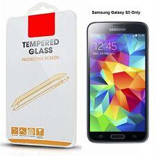 VIDRIO TEMPLADO Teléfono Móvil Protector de pantalla para Samsung Galaxy S5