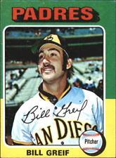 1975 Topps Mini Baseball #168 - #222 Choose Your Cards
