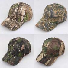 e2c2c5d1c35 Hunting Fishing Camouflage Men Baseball Cap Military Tactics Army Sun Hat  Camo