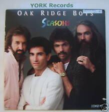 OAK RIDGE BOYS - Seasons - Excellent Con LP Record