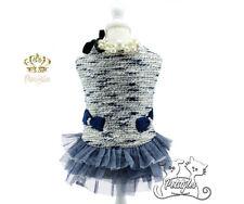 ☼ Tweed Mantel ☼ Mäntelchen Miss CoCo ☼  Neu ☼ Hundemantel auch als Kleid