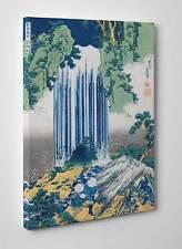 Quadro Outlet - Hokusai Le Cascate di Yoro Stampa su Tela Canvas effetto Dipinto