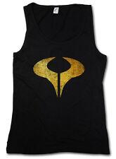 SYMBOL OF CRONOS TANK TOP VEST GYM Cronus Sign Logo Insignia Systemlord Stargate