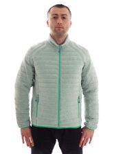 CMP chaqueta Plumón Aire Libre Guateada verde de colores Packable