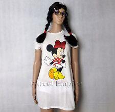 Gratis Al Siguiente Día oficial Disney Minnie Mouse Niñas T-Shirt presentes regalos Reino Unido Mickey