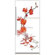 Magnete da frigorifero Orchidea arancione ref 511 511