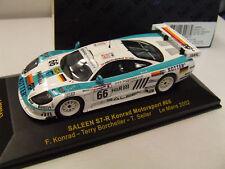 24H LE MANS 2002 SALEEN S7-R N° 66 KONRAD MOTORSPORT - ONYX référence LLM043