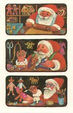 Oblaten Abziehbilder Weihnachten