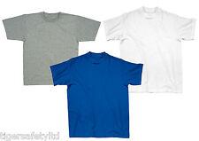 DELTA Plus Panoply NAPOLI PLAIN UOMO COTONE LAVORO T-Shirt Abbigliamento T-shirt Bnwt